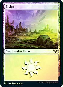 Plains - STX - 366