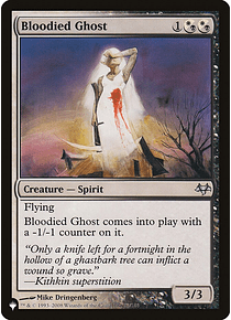 Bloodied Ghost - PLIST - U