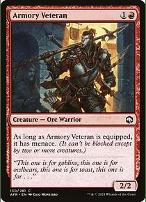 Armory Veteran - AFR - C