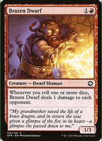 Brazen Dwarf - AFR - C