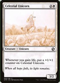 Celestial Unicorn - AFR - C