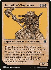 Barrowin of Clan Undurr - AFR - U