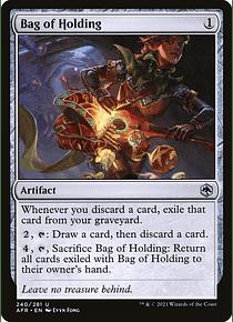Bag of Holding - AFR - U