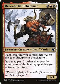 Bruenor Battlehammer - AFR - U
