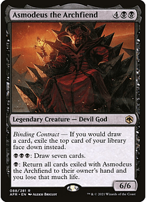 Asmodeus the Archfiend - AFR - R