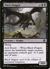 Black Dragon - AFR - U