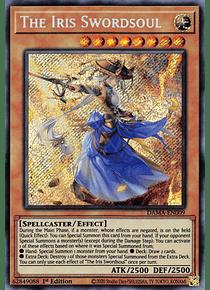 The Iris Swordsoul - DAMA-EN009 - Secret Rare