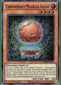 Chronomaly Magella Globe - DAMA-EN013 - Super Rare