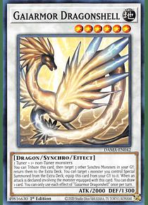 Gaiarmor Dragonshell - DAMA-EN042 - Common