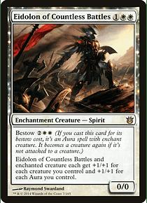 Eidolon of Countless Battles - BOG - R