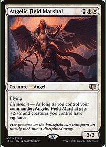 Angelic Field Marshal - C14 - R