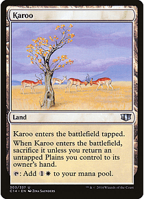 Karoo - C14 - U