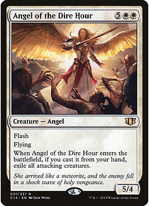 Angel of the Dire Hour - C14 - R