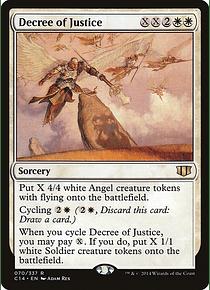 Decree of Justice - C14 - R