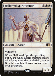 Hallowed Spiritkeeper - C14 - R