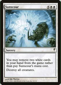 Sunscour - CLN - R