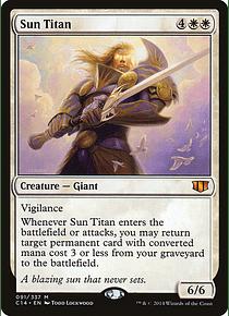Sun Titan - C14 - M