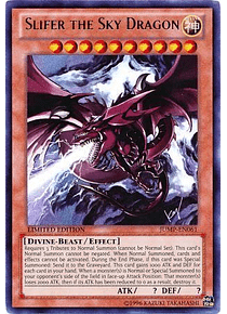 Slifer the Sky Dragon - JUMP-EN061 - Ultra Rare