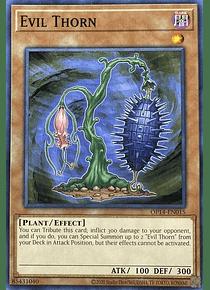 Evil Thorn - OP14-EN015 - Common