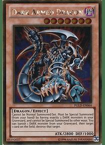 Dark Armed Dragon - PGLD-EN064 - Gold Rare