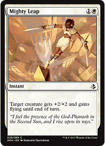 Mighty Leap - AKH