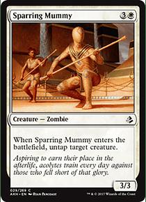 Sparring Mummy - AKH