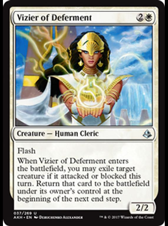 Vizier of Deferment - AKH