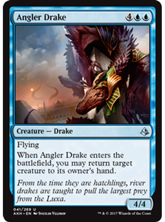 Angler Drake - AKH