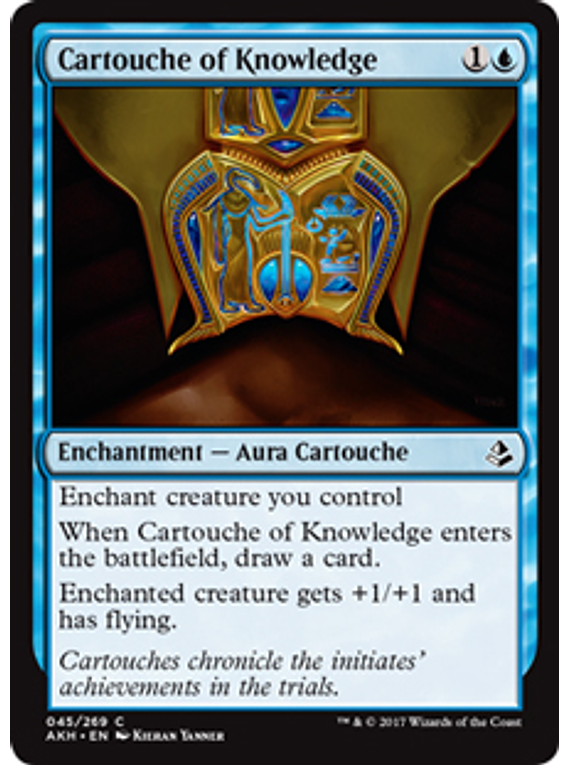 Cartouche of Knowledge - AKH