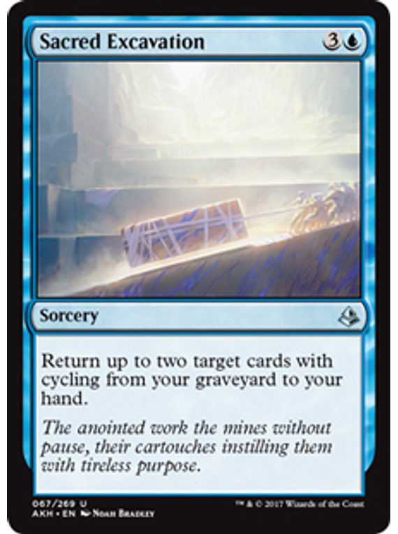 Sacred Excavation - AKH