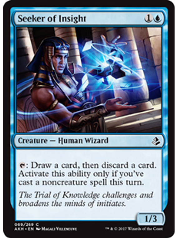 Seeker of Insight - AKH