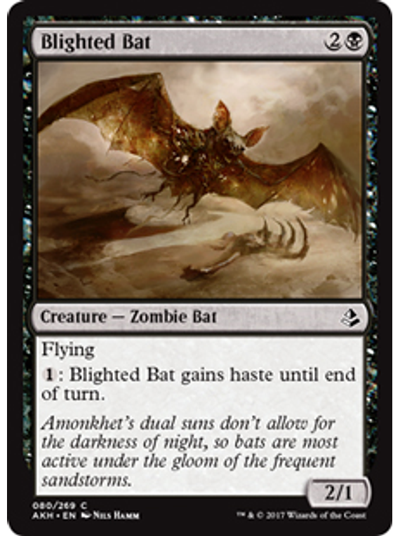 Blighted Bat - AKH - C