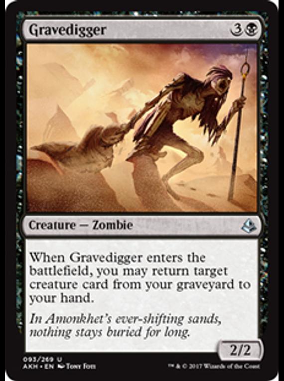 Gravedigger - AKH