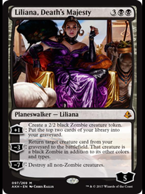Liliana, Death's Majesty - AKH