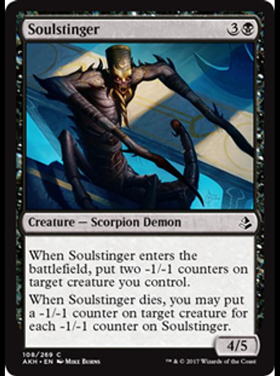Soulstinger - AKH
