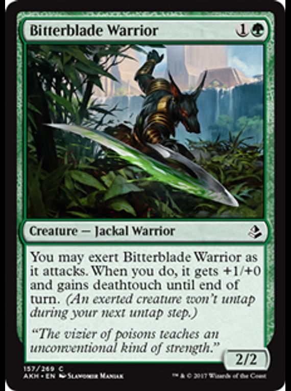Bitterblade Warrior - AKH