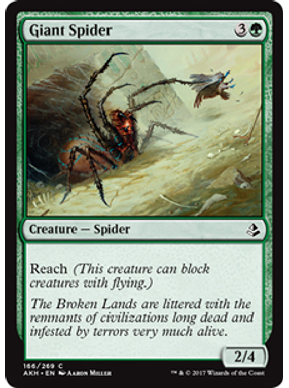 Giant Spider - AKH