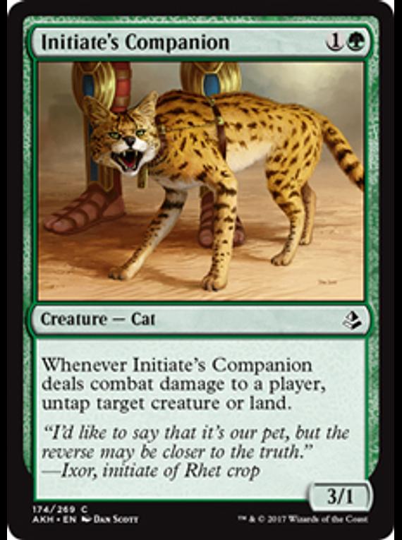Initiate's Companion - AKH