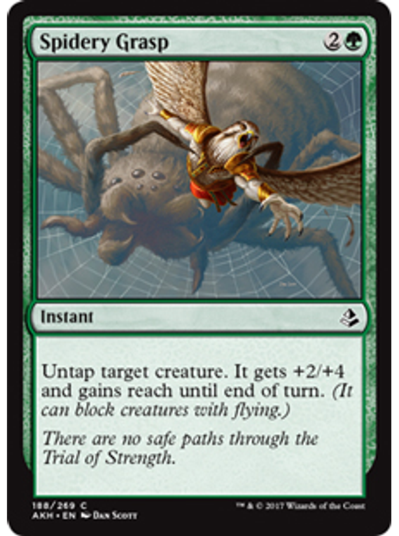 Spidery Grasp - AKH