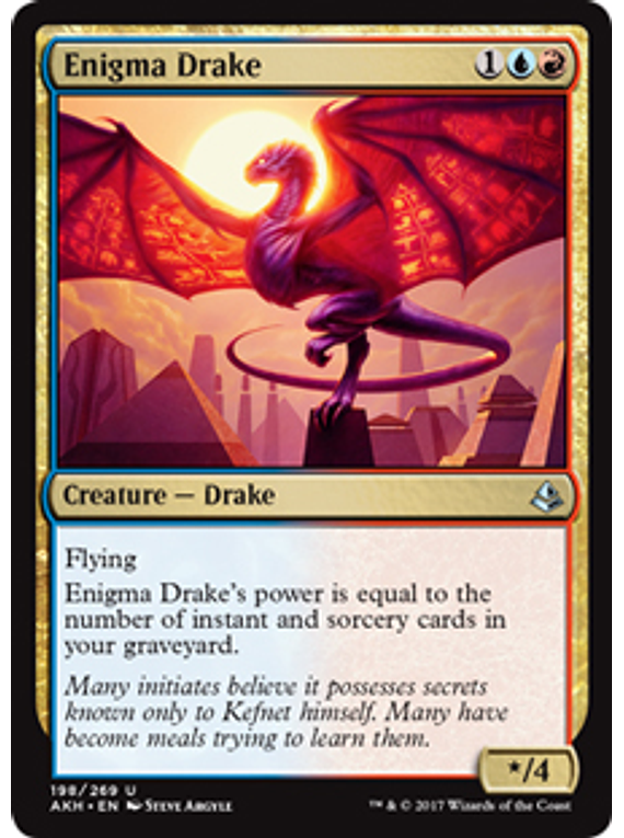 Enigma Drake - AKH