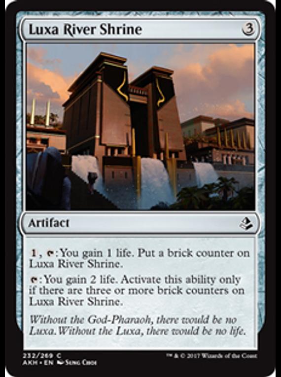 Luza River Shrine - AKH