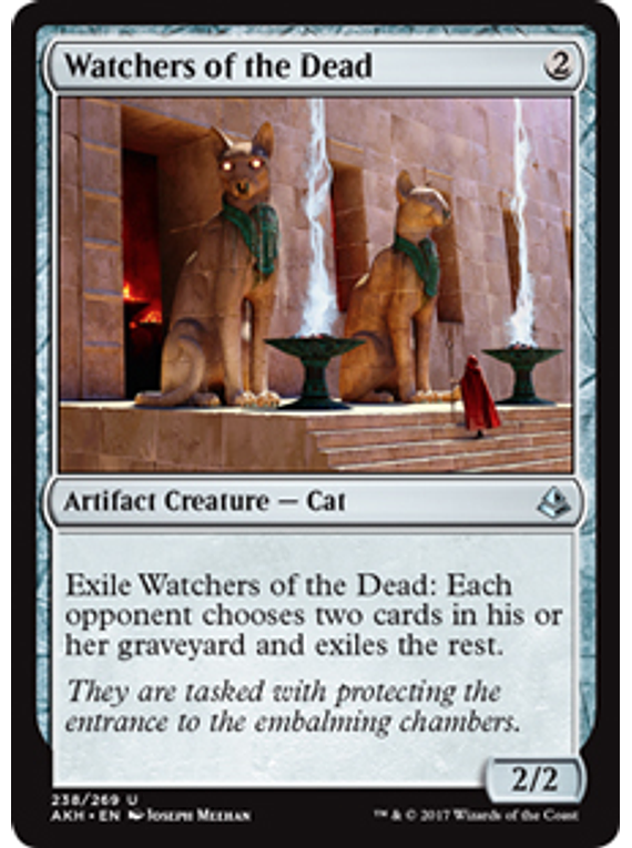 Watcher's of the Dead - AKH