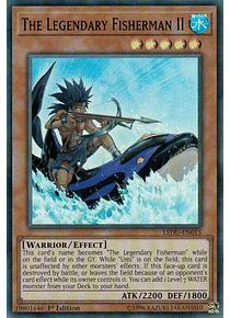 The Legendary Fisherman II - LEDU-EN015 - Super Rare