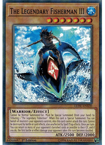 The Legendary Fisherman III - LEDU-EN020 - Common
