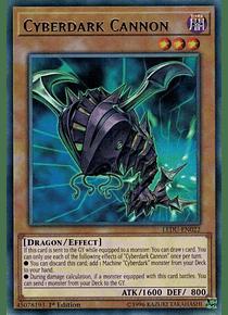 Cyberdark Cannon - LEDU-EN022 - Rare