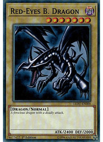 Red-Eyes B. Dragon - LEDU-EN000 - Common (español)