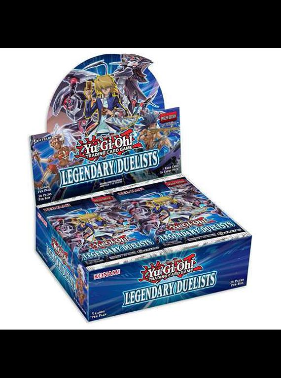 Legendary Duelist Caja con 36 Sobres