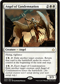 Angel of Condemnation - HOU