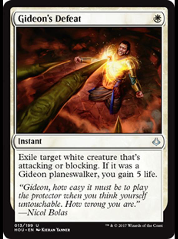Gideon's Defeat - HOU