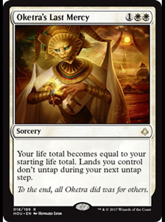 Oketra's Last Mercy - HOU